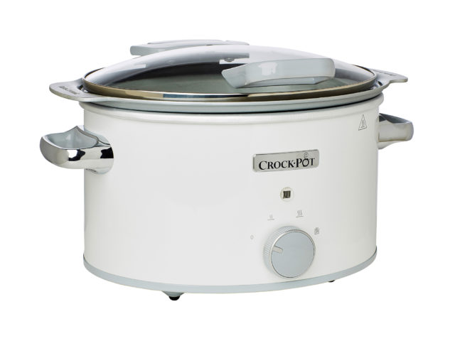 Slowcooker 4,5 L – One Pot Cooking, DC, manuel