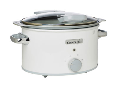 Slowcooker 4,5 L – One Pot Cooking, DC, manuaalinen