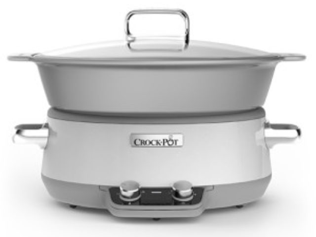 Slowcooker 6,0L – One Pot Cooking, DC, tidtaker