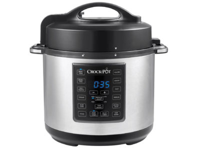 Express Multicooker 5,7 L – Countdown timer